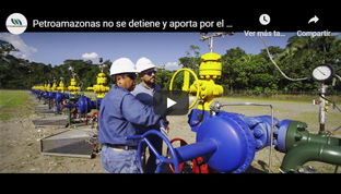 PETROAMAZONAS | IBM Maximo experiences in Oil & Gas